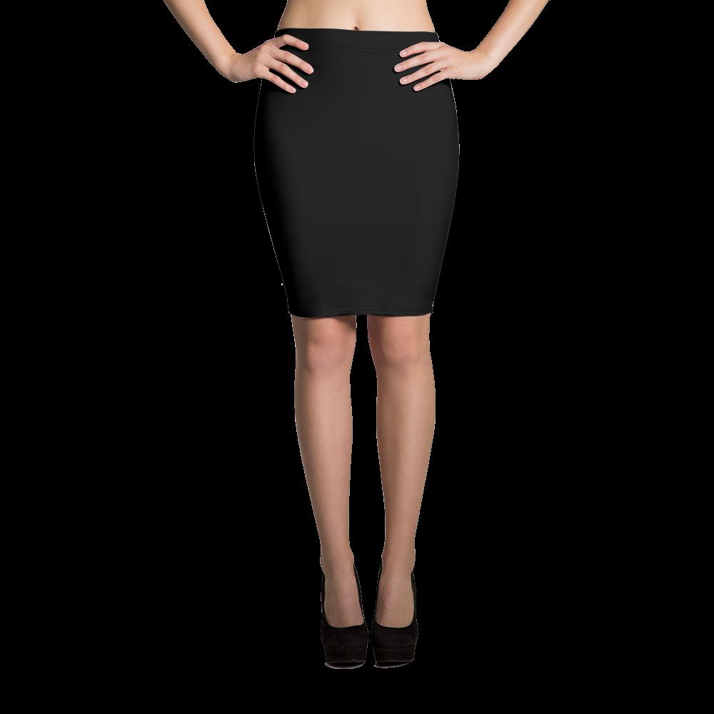 iDANZE Pencil Skirt, Color: Black